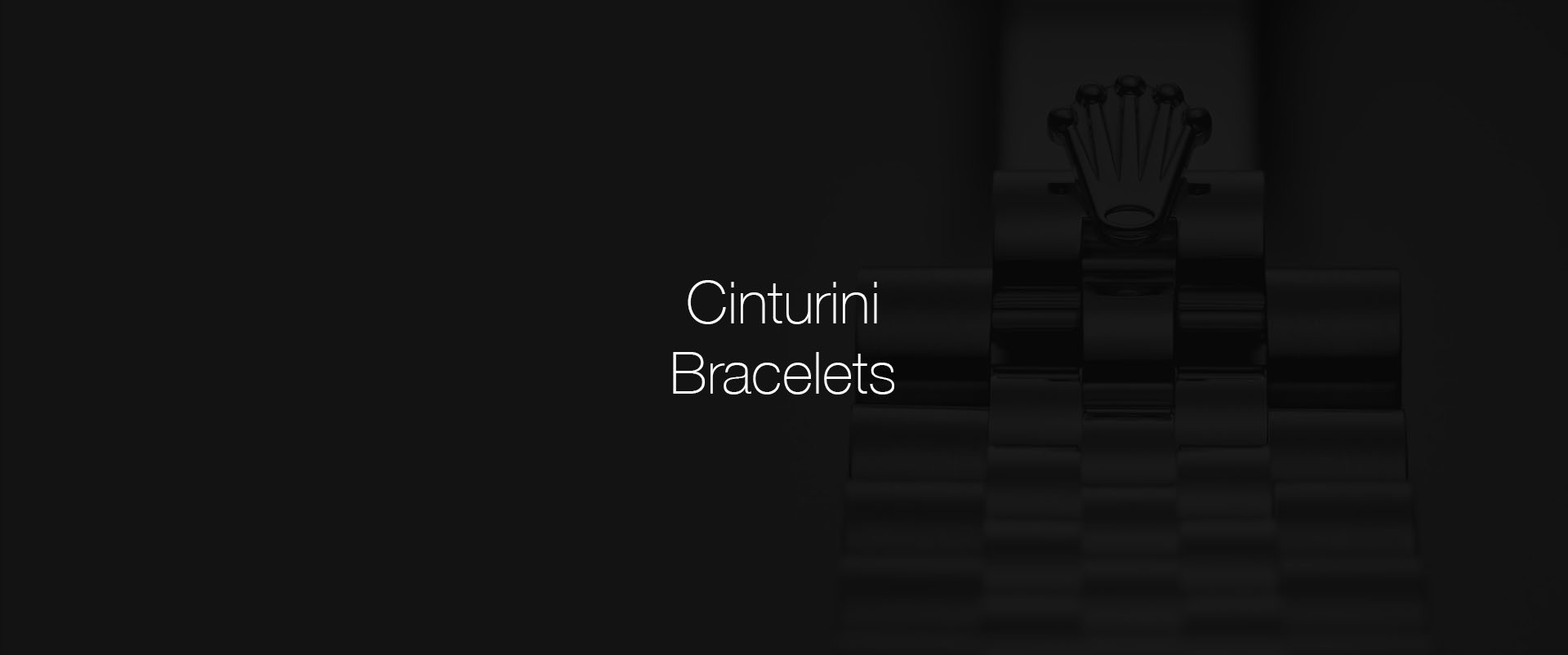 Cinturini Plus Watch