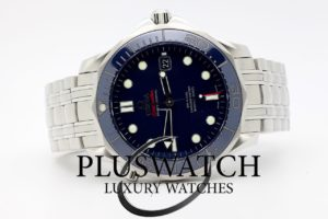 Omega Seamaster BLUE 300 Like New Ceramic Bezel 2017 3783