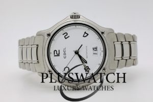 Ebel 1911 Automatic White Dial 38mm T3