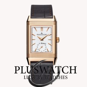 Jaeger-LeCoultre Reverso Tribute Duoface Pink Gold T