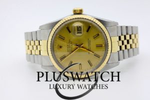 Rolex DATEJUST 16013 Oyster Perpetual 642++++ 1982 D