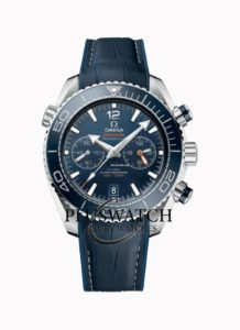Omega Planet Ocean 600M Co-Axial Master Chronometer Chronograph T