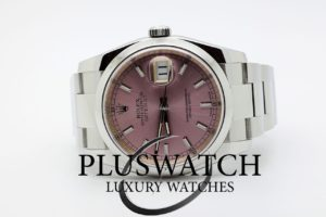 Rolex Datejust 116200 36MM 2016 Pink Dial 4255