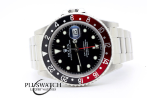 Rolex Gmt Master II Fat Lady 16760 Ser. R 1989 LIKE NEW 2968