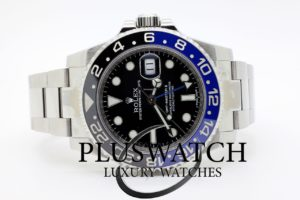 Rolex GMT MASTER II 116710 BLNR BATMAN 2013 BI Partial Films