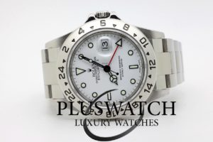 Rolex Explorer 2 II 2007 16570 40mm 4303