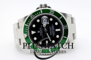 Rolex Submariner 16610LV Green Bezel 2007 4309