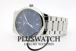 Longines Master Collectionc 38mm Blue Dial Automatic LIKE NEW 4316