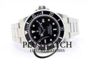 Rolex Seadweller Sea-dweller 16600 Ser D 2005 JUST SERVICED 4176