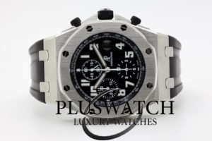 Audemars Piguet Royal Oak Offshore Chronograph 42mm 2005 4220 JUST SERVICED