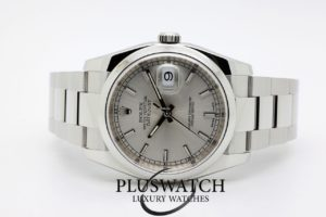Rolex Datejust 116200 36MM Silver Dial 2009 4625