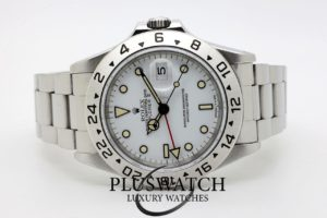 Rolex Explorer 2 II Ser S 1995 16570 40mm 4647