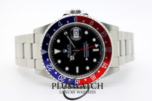 Rolex GMT-Master II 16710 40 MM Ser. E 1990 4603 JUST SERVICED