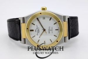 IWC Ingenieur SL Vintage White Dial 34mm JUST SERVICED IHD