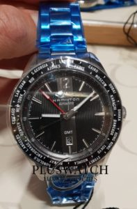 Hamilton Broadway GMT 46mm Limited Edition H43725131 G