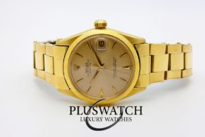 Rolex Oyster Perpetual Date Oro Gold 6629 1964