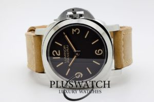 Panerai PAM00390 Luminor Base Tobacco Special Edition 10/2011 4719