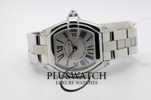 Cartier Roadster Lady Quartz 30x36mm W62016V3 4736