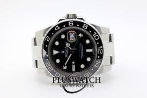 Rolex GMT MASTER II 116710 LN 07/2009 JUST SERVICED
