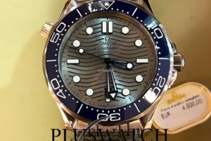 Omega Seamaster Diver 300M Co-Axial Master Chronometer 42 MM Blue