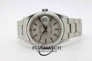 Rolex Datejust 16200 36mm Ser .Y 03/2003 Oyster Silver Dial