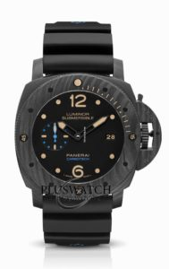 Panerai Submersible CARBOTECH 47MM Automatic PAM00616 T
