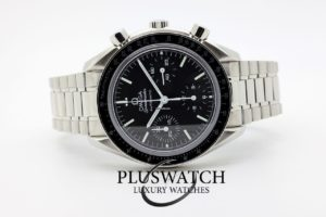 Omega Speedmaster Reduced Black Dial 35395000 39mm