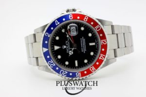 Rolex GMT-Master II 16710 40 MM Ser. F 03/2005 Mint Condition