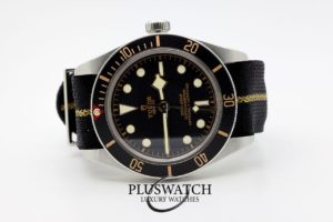 Tudor Heritage Black Bay Fifty-Eight 39mm 79030N Textile