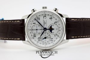 Longines Master Collection Moonphase 40mm Leather L26734783