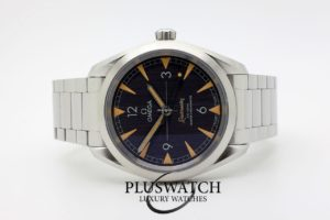 Omega Seamaster Railmaster Co-Axial Master Chronometer 40mm 2018