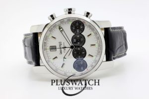 Eberhard & Co. Chrono4 40mm 31041 White Dial 08/2004 5113