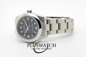 Rolex Oyster Perpetual 31mm Black Dial 177200 12/2008