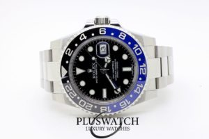Rolex Gmt Master II 116710BLNR Batman 11/2015 Like NEW 5709