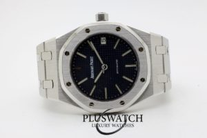 Audemars Piguet Royal Oak 14790ST 36mm Blue Navy Dial 09/1999 5736