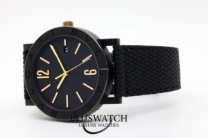 Bulgari 41mm Solotempo Automatic 102929 04/2019 5739