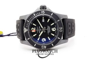 Breitling Superocean Automatic 46mm Black Steel M17368B71B1S1