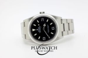 Rolex Explorer 1 114270 36mm Ser. D 03/2006 5760 Never POLISHED
