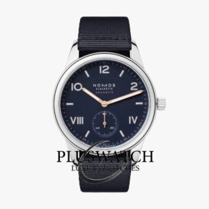 NOMOS Club Campus Neomatik 39 768 Blu Notte 39,5mm T