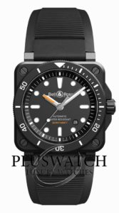Bell & Ross BR0392-D-BL-CE/SRB Automatic 42 mm