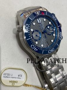 Omega Seamaster Diver 300M Co-Axial Master Chronometer 44mm R