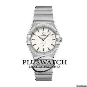 Omega Constellation Quartz 28mm Silver Dial