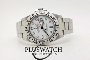 Rolex Explorer 2 II 16570 Ser. G 08/2012 3186 6028 MINT CONDITION