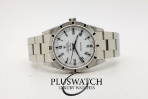Rolex Air-King Oyster Perpetual Ser. W 06/1996 5997 JUST SERVICED