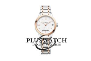 Baume & Mercier Classima Steel/Gold White Dial 31mm M0A10269