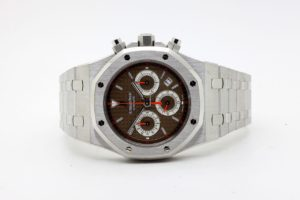 Audemars Piguet Royal Oak Chronograph Brown DIAL 02/2011 6472