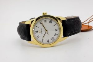 Omega Louis Brandt Yellow Gold 18K 6484