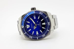 Seiko PROSPEX SAMURAI Save the Ocean 43,8mm 6491