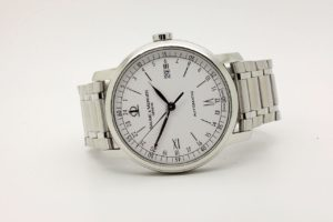 Baume & Mercier Classima Executives 42 mm Automatic White Dial 2010 6599