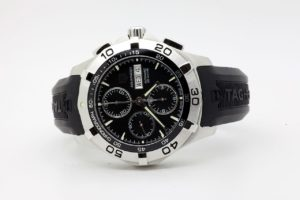 TAG Heuer Aquaracer 300M Calibre 16 Day-Date 43 Limited Ed. Kimi Raikkonen 12/2007 6698
